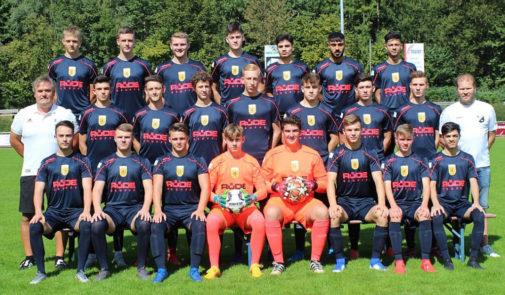 A-Junioren JFV Region Laufenburg starten furios