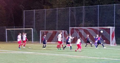 Grandiöse B-Junioren gewinnen mit 2:1 gegen den SG Rheintal 2