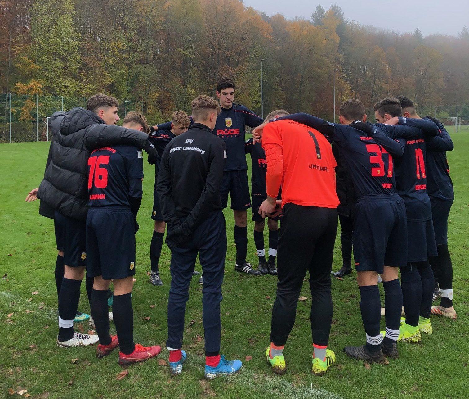 B-Junioren Landesliga aktuell