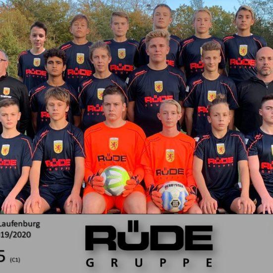 C-Junioren gewinnen in Villingen