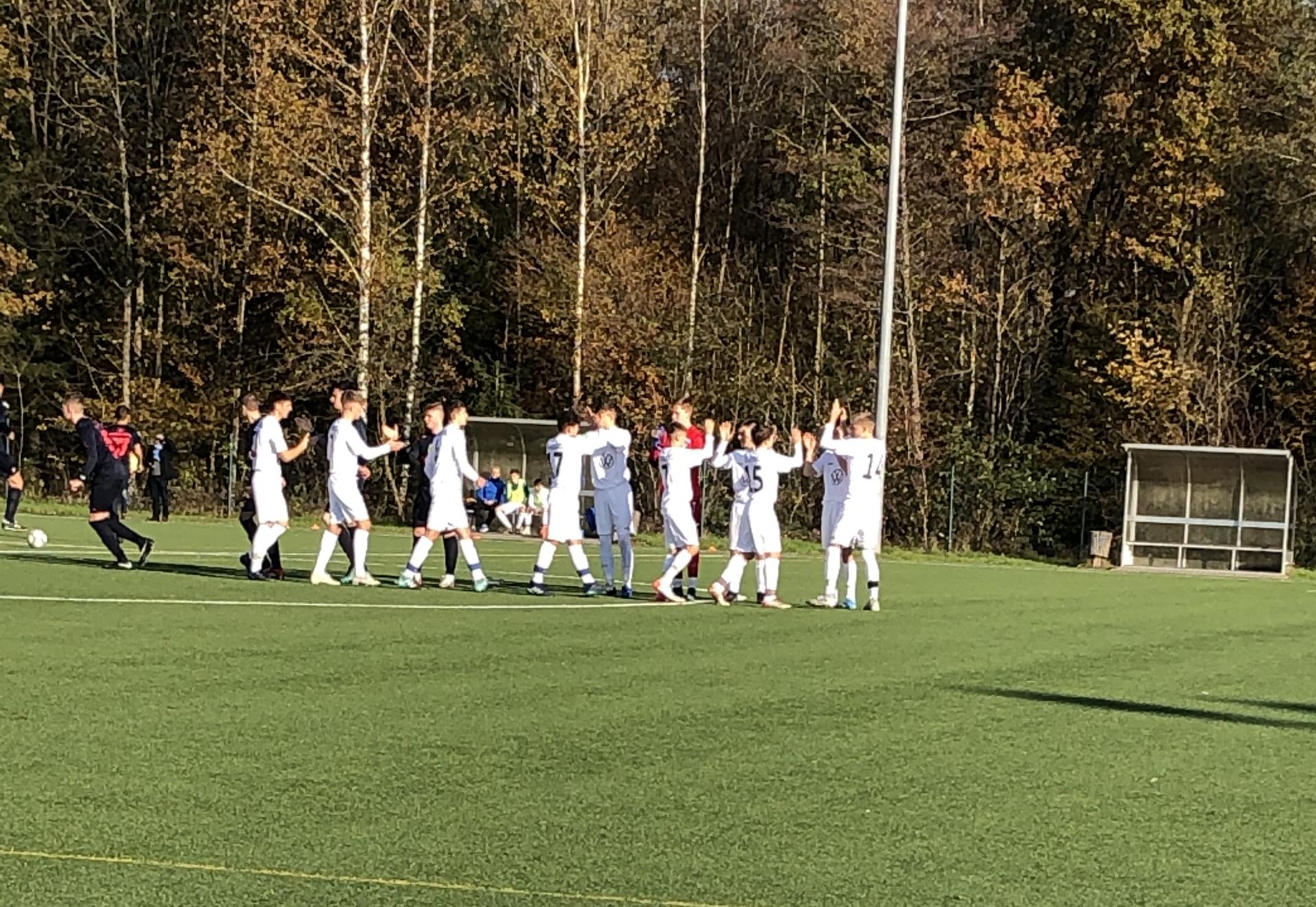 U17 gewinnt Heimspiel gegen Radolfzell