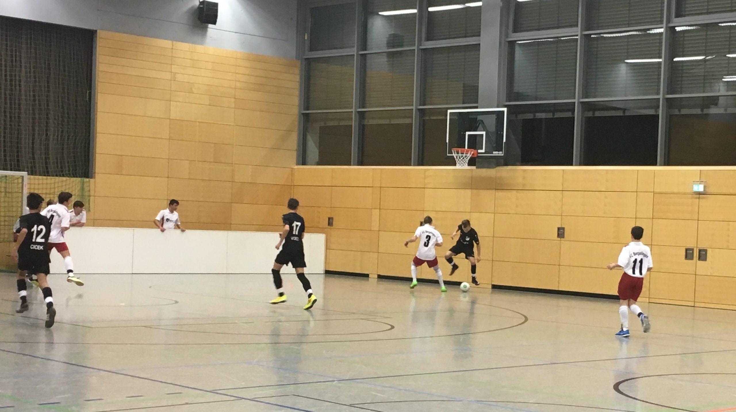 04. + 05.01. – JFV feat. Harry Schröder Turnier