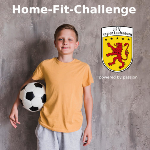 """JFV startet die """"Home-Fit-Challenge"""""""