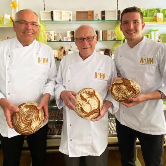 Besondere Jubiläumsaktion der Bäckerei HAHN unterstützt unsere Jugendabteilung